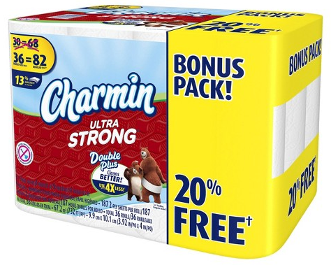 Toilet Paper Coupon Deals