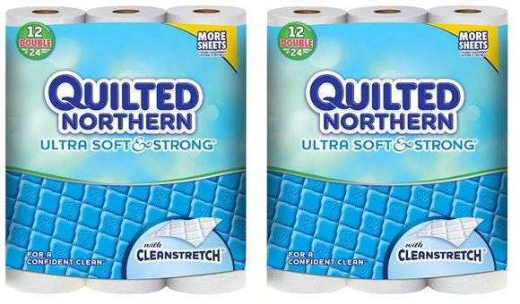 HOT* Target: Quilted Northern Ultra Soft & Strong 12 Double Roll ... : quilted northern target - Adamdwight.com