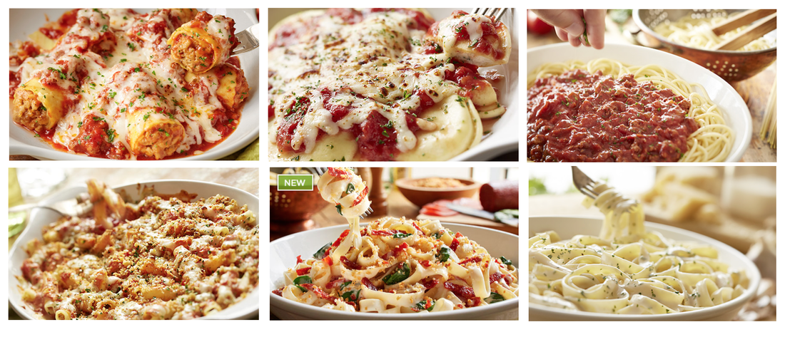 no cooking or cleaning tonight for you score two olive garden entrees soup salad and breadsticks for under 11 yum dapper deals - Olive Garden Soup Salad And Breadsticks