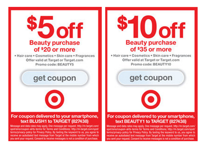 Hot Target Beauty Coupons In Ad Printable Or Mobile Coupons Available Dapper Deals