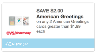 New 22 american greetings cards cvs printable store coupon head over here and print this new 22 american greetings cards cvs store coupon its good on any american greetings cards greater than 199 each m4hsunfo