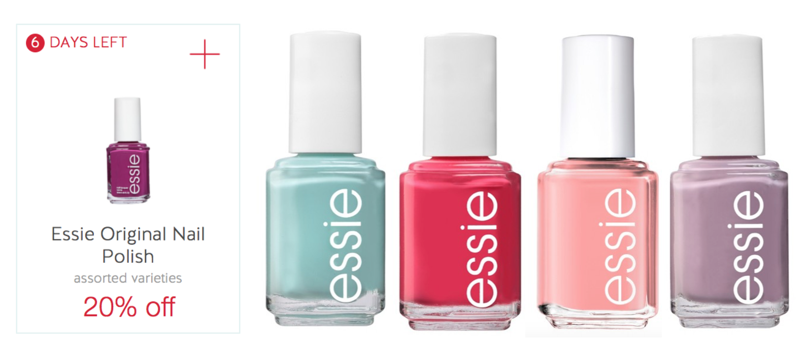 Target: Essie Nail Polish only $7.19 - No Coupons Needed! - Dapper Deals