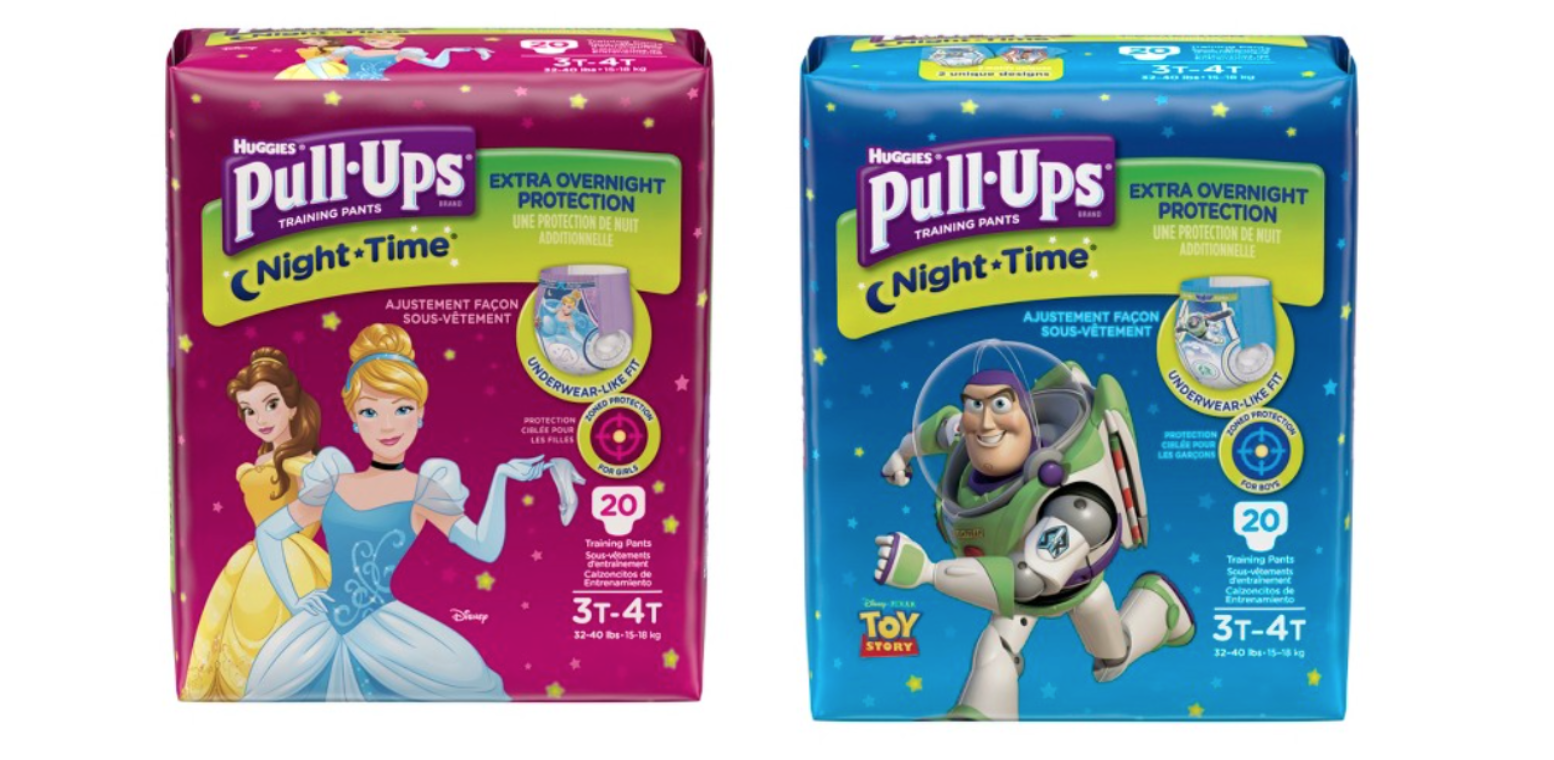 *HOT* Target: Huggies Pull-Ups Training Pants Only $1.99 each after Gift  Card (Normally $8.99) - Dapper Deals