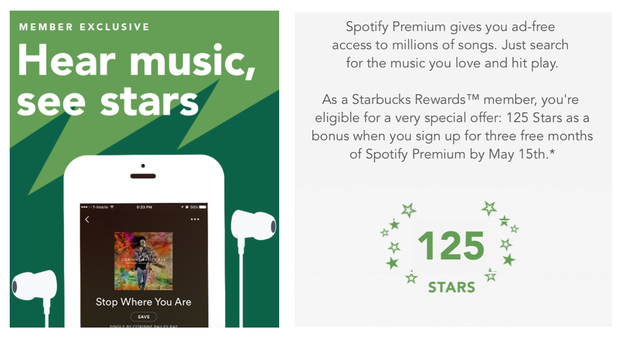 HOT* Sign up for Spotify Premium FREE 3-Month Trial = Earn 125 Stars