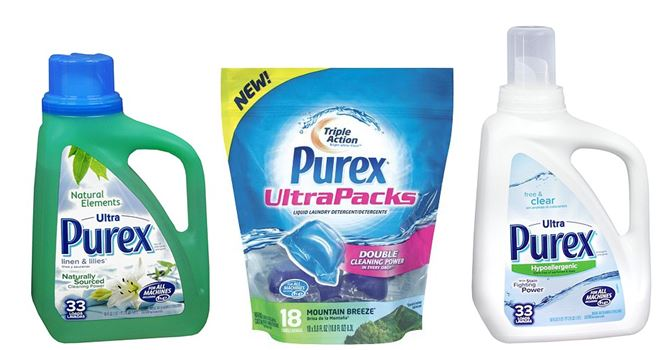 picture regarding Purex Coupons Printable called 4* Clean Purex Printable Brand Coupon codes - Dapper Discounts