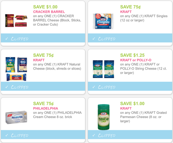 image about Kraft Coupons Printable identified as 6 Clean Exceptional Significant-price Kraft Cheese Printable Discount codes