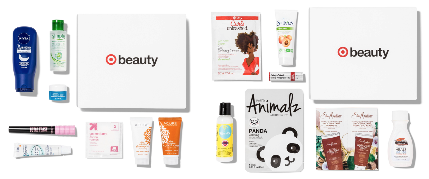 HOT* Target: Two New September Beauty Boxes Just $7 each